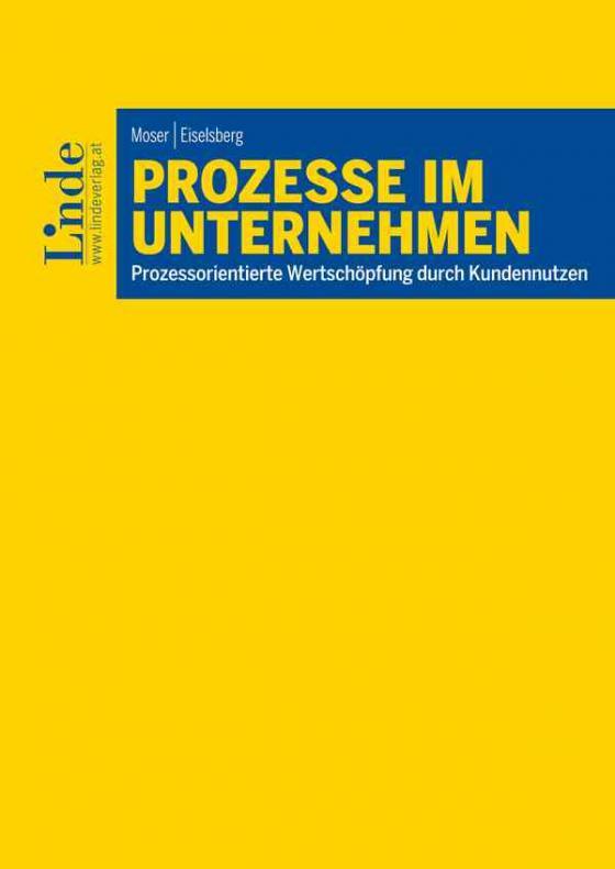 Cover-Bild Prozesse im Unternehmen
