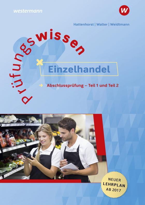 Cover-Bild Prüfungswissen / Prüfungswissen Einzelhandel