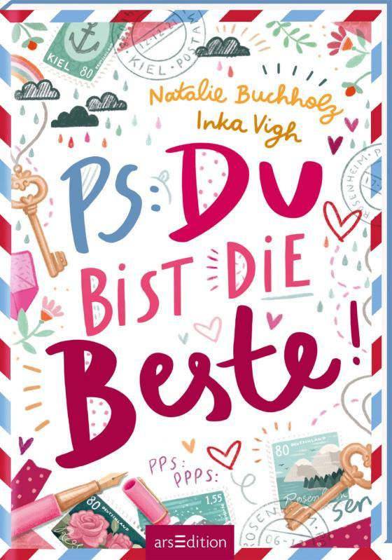 Cover-Bild PS: Du bist die Beste!
