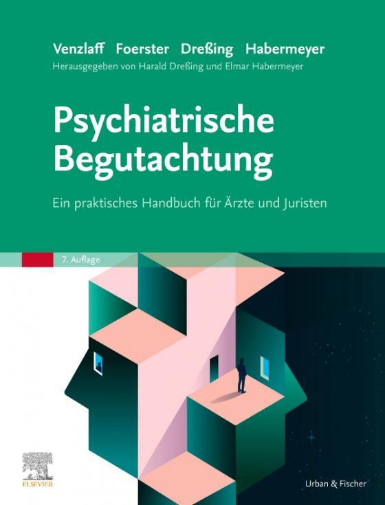 Cover-Bild Psychiatrische Begutachtung