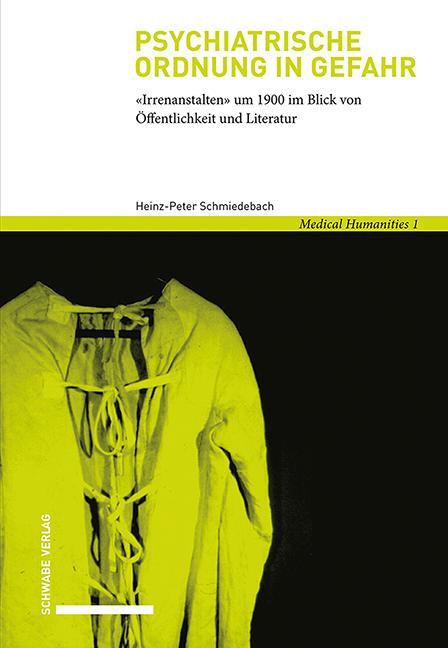 Cover-Bild Psychiatrische Ordnung in Gefahr