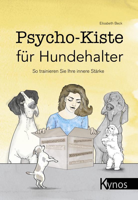 Cover-Bild Psycho-Kiste für Hundehalter