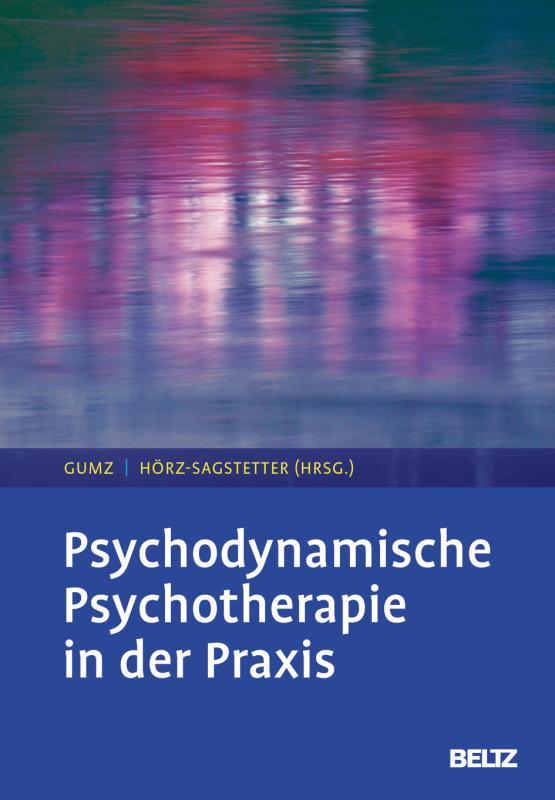 Cover-Bild Psychodynamische Psychotherapie in der Praxis