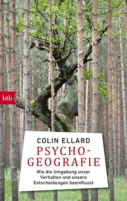Cover-Bild Psychogeografie