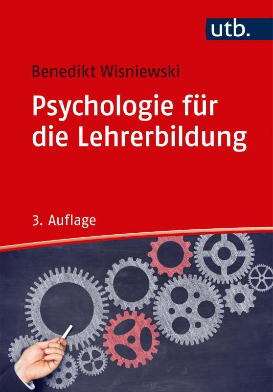 Cover-Bild Psychologie für die Lehrerbildung