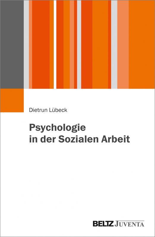 Cover-Bild Psychologie in der Sozialen Arbeit