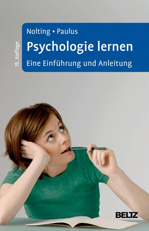 Cover-Bild Psychologie lernen