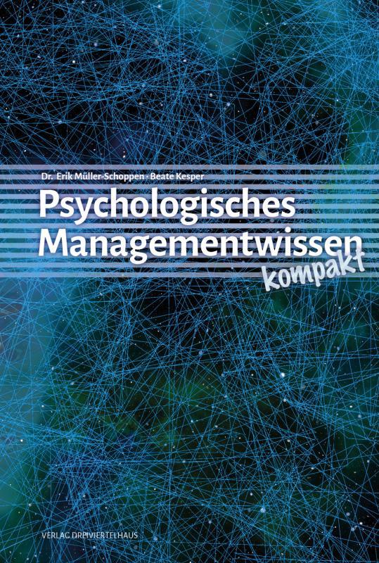 Cover-Bild Psychologisches Managementwissen kompakt
