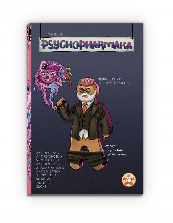 Cover-Bild Psychopharmaka