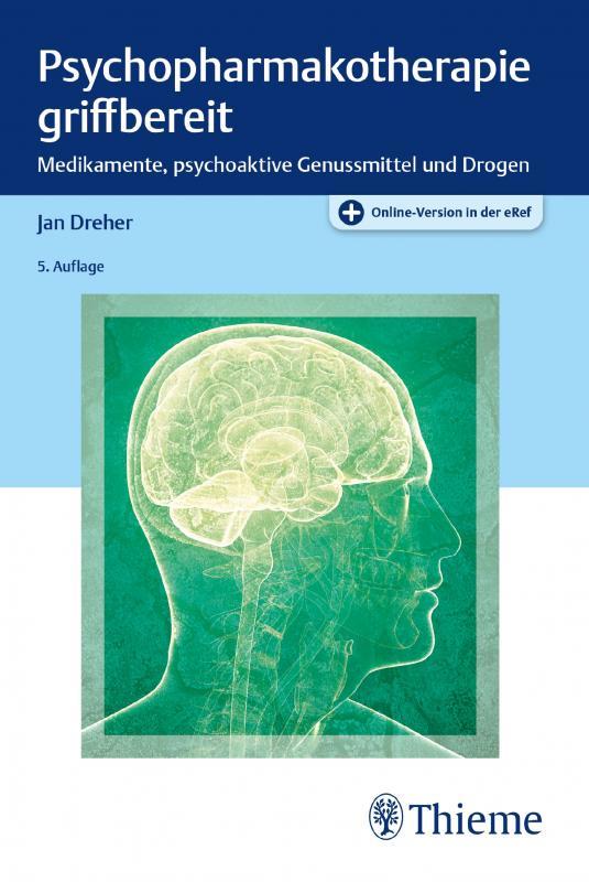 Cover-Bild Psychopharmakotherapie griffbereit