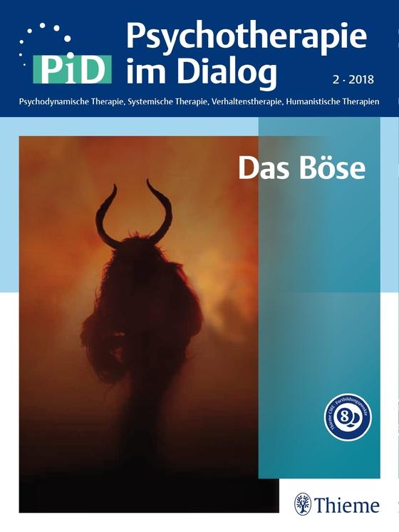 Cover-Bild Psychotherapie im Dialog - Das Böse