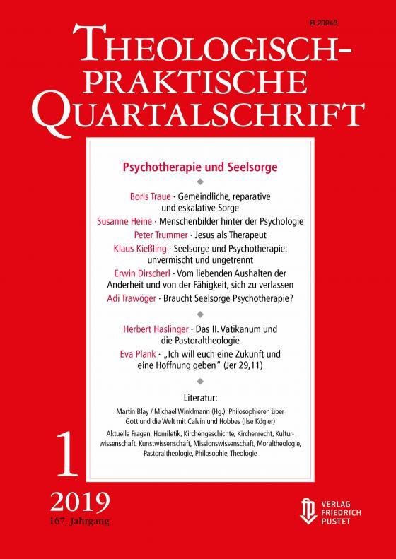 Cover-Bild Psychotherapie und Seelsorge
