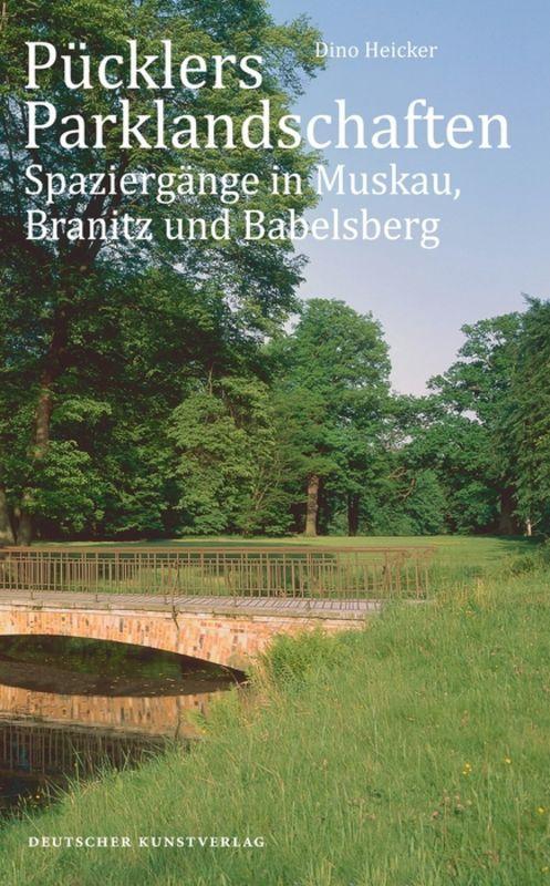 Cover-Bild Pücklers Parklandschaften