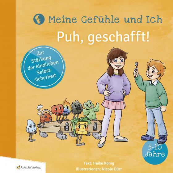Cover-Bild Puh, geschafft