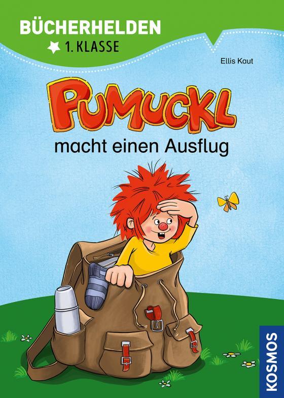 Cover-Bild Pumuckl, Bücherhelden 1. Klasse, Pumuckl macht einen Ausflug