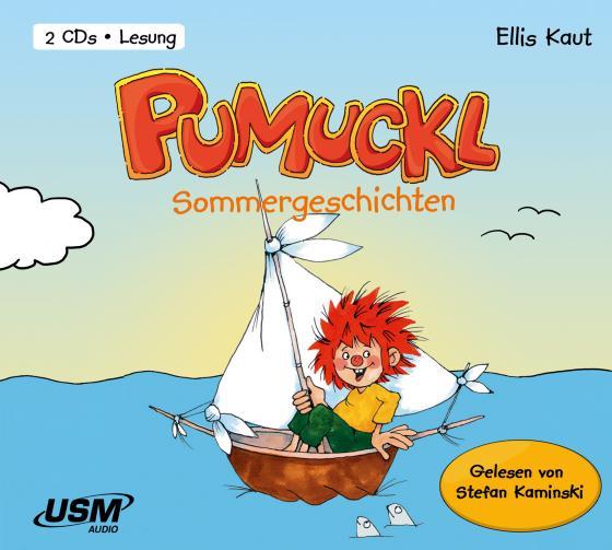 Cover-Bild Pumuckl Sommergeschichten