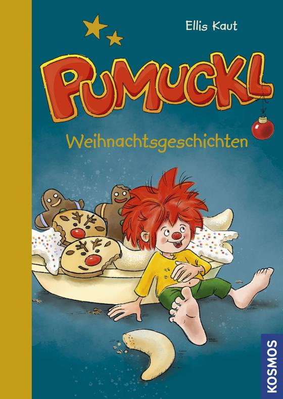 Cover-Bild Pumuckl Vorlesebuch Weihnachtsgeschichten