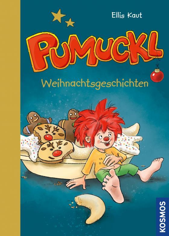 Cover-Bild Pumuckl Vorlesebuch - Weihnachtsgeschichten