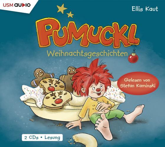 Cover-Bild Pumuckl Weihnachtsgeschichten