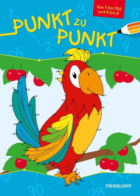 Cover-Bild Punkt zu Punkt (Papagei)