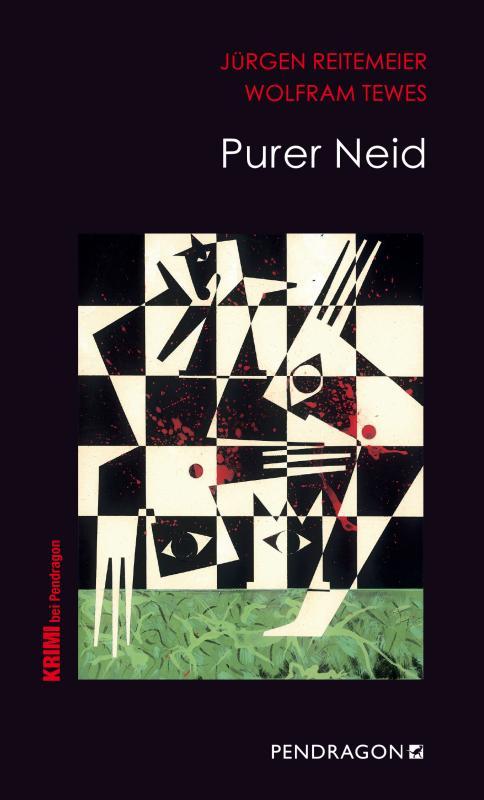 Cover-Bild Purer Neid