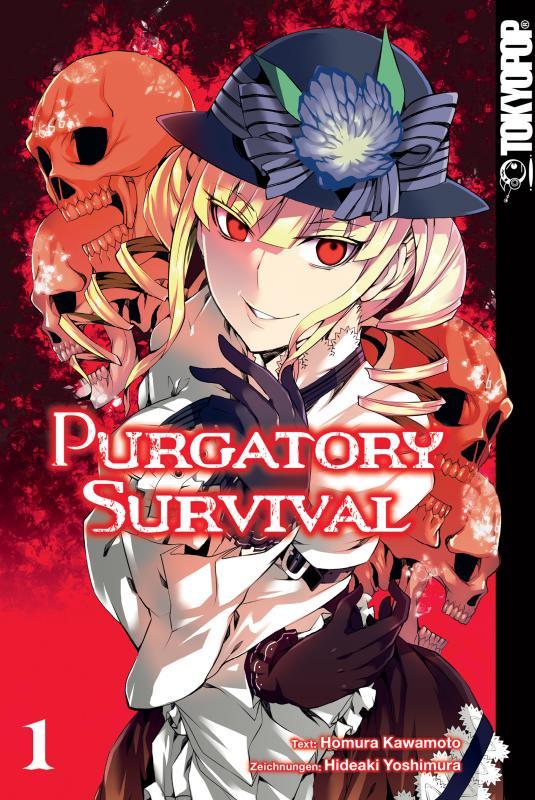 Cover-Bild Purgatory Survival - Band 1