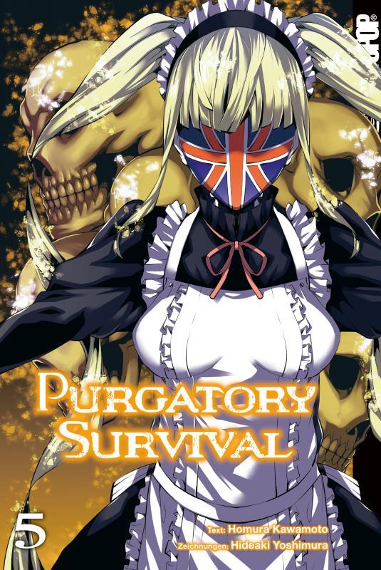 Cover-Bild Purgatory Survival - Band 5