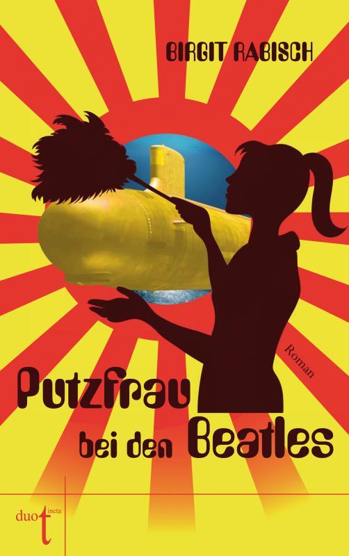 Cover-Bild Putzfrau bei den Beatles