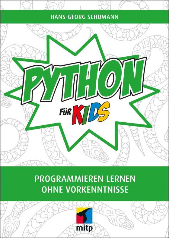 Cover-Bild Python für Kids