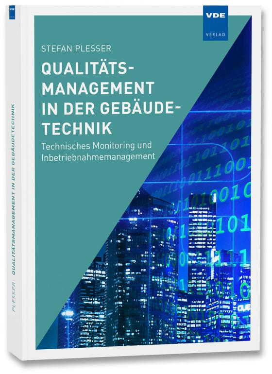 Cover-Bild Qualitätsmanagement in der Gebäudetechnik