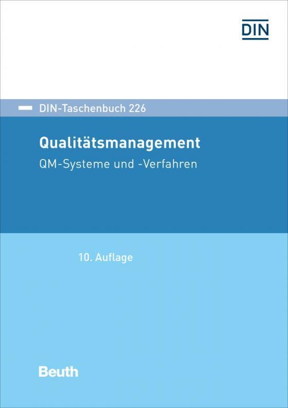 Cover-Bild Qualitätsmanagement