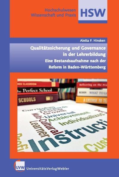 Cover-Bild Qualitätssicherung und Governance in der Lehrerbildung