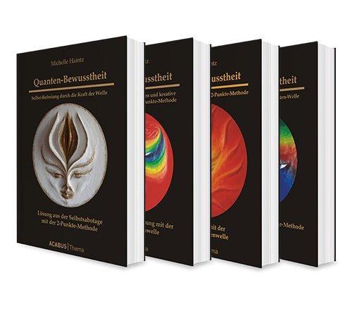 Cover-Bild Quanten-Bewusstheit. Das große Bundle: Selbst-Befreiung, Ganzheitliche Entscheidungen, Nein sagen lernen, Beziehungen heilen