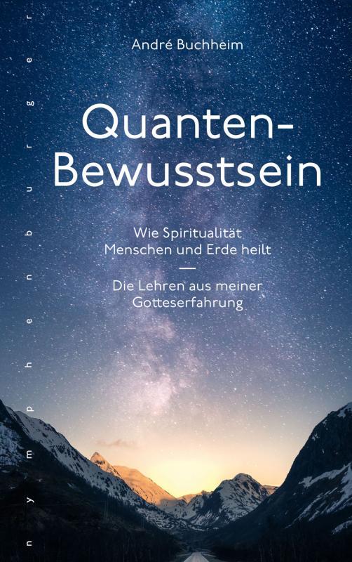 Cover-Bild Quanten-Bewusstsein