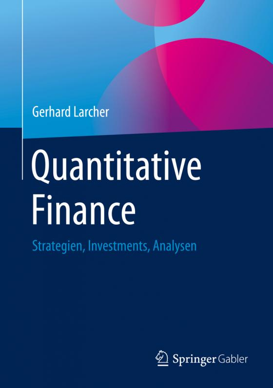 Cover-Bild Quantitative Finance
