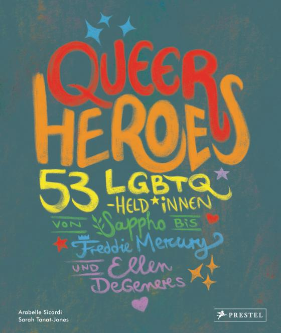Cover-Bild Queer Heroes (dt.)