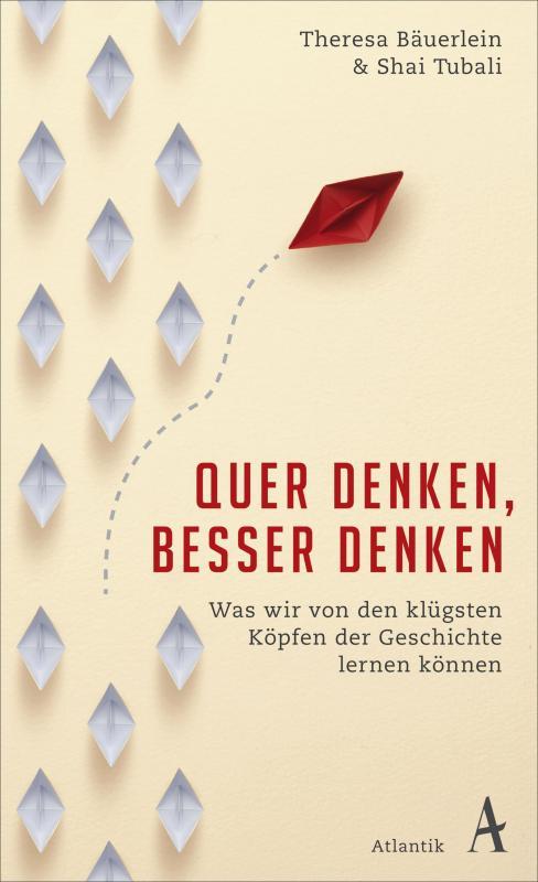 Cover-Bild Quer denken, besser denken
