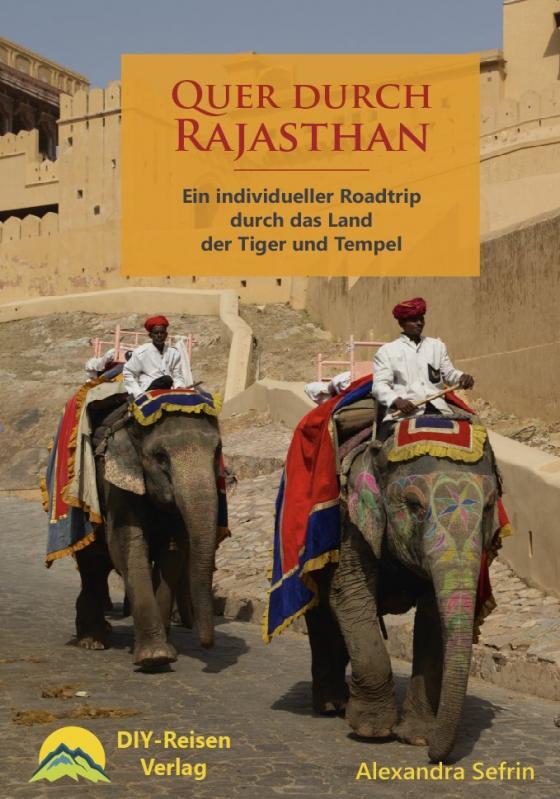 Cover-Bild Quer durch Rajasthan