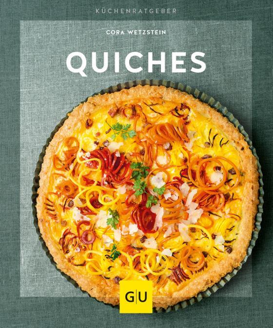 Cover-Bild Quiches
