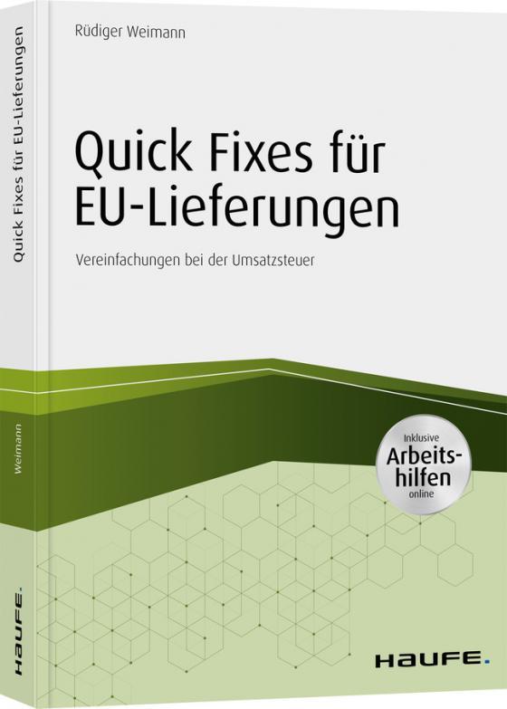 Cover-Bild Quick fixes für EU-Lieferungen