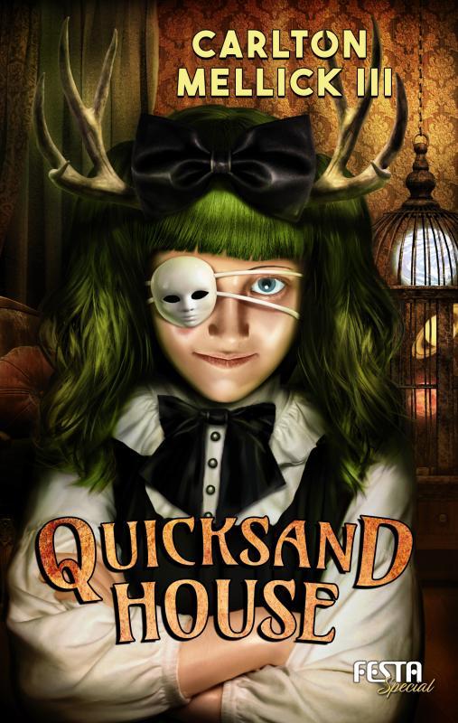 Cover-Bild Quicksand House