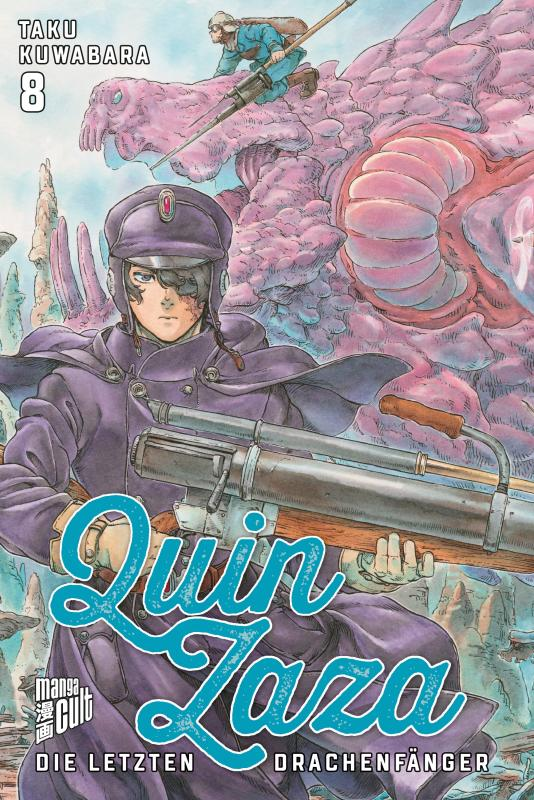 Cover-Bild Quin Zaza 8