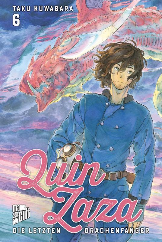 Cover-Bild Quin Zaza - Die letzten Drachenfänger 6