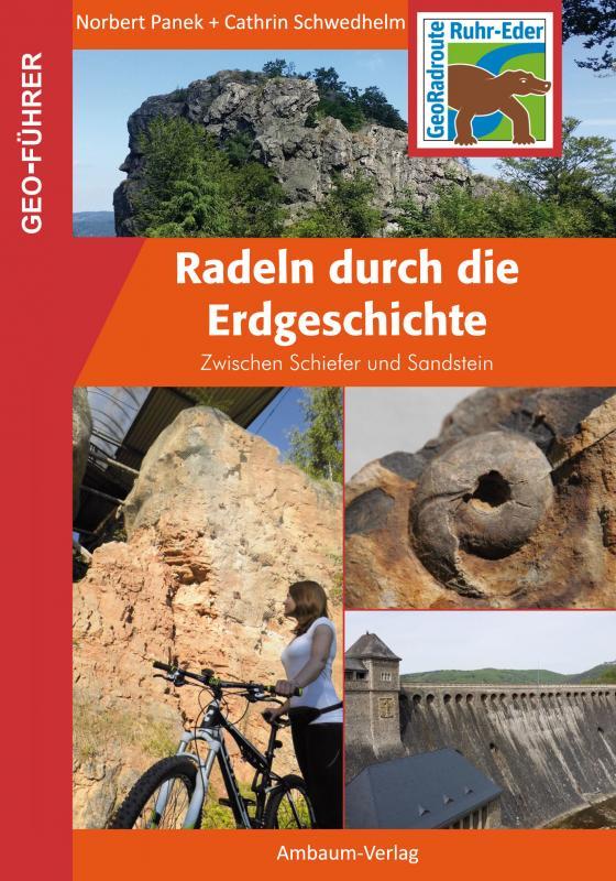 Cover-Bild Radeln durch die Erdgeschichte