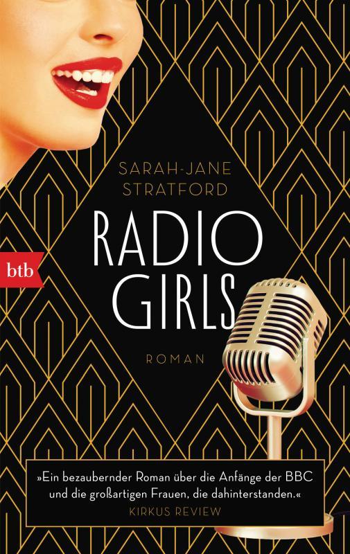 Cover-Bild Radio Girls