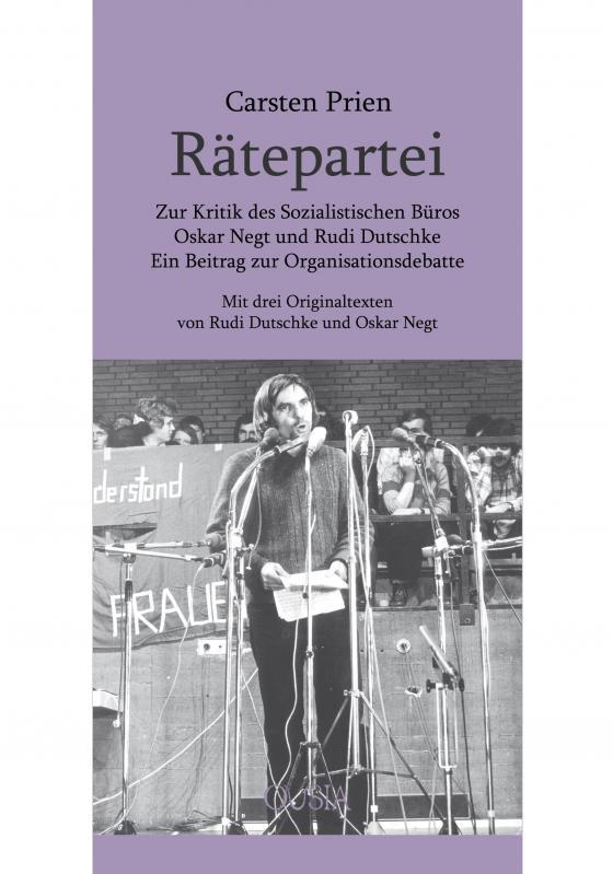 Cover-Bild Rätepartei