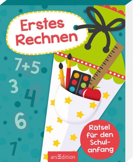 Cover-Bild Rätsel für den Schulanfang Erstes Rechnen