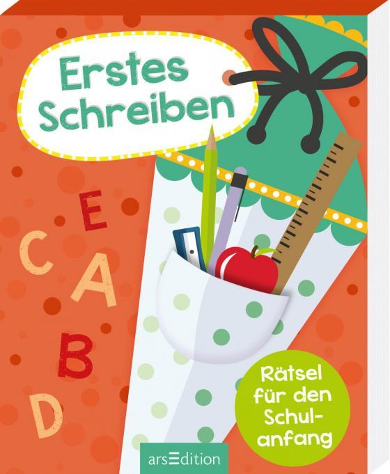 Cover-Bild Rätsel für den Schulanfang Erstes Schreiben