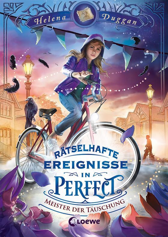 Cover-Bild Rätselhafte Ereignisse in Perfect (Band 2) - Meister der Täuschung
