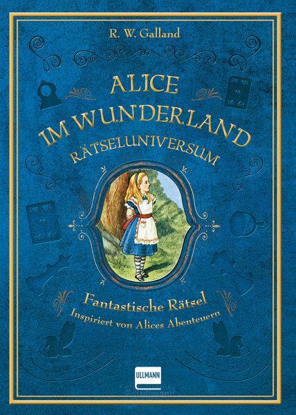 Cover-Bild Rätseluniversum: Alice im Wunderland